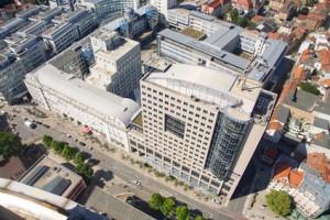 Jena, Campus Uni, Goethegalerie